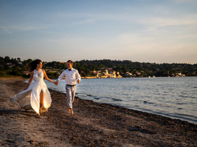 Le mariage de Daphné et Hans
