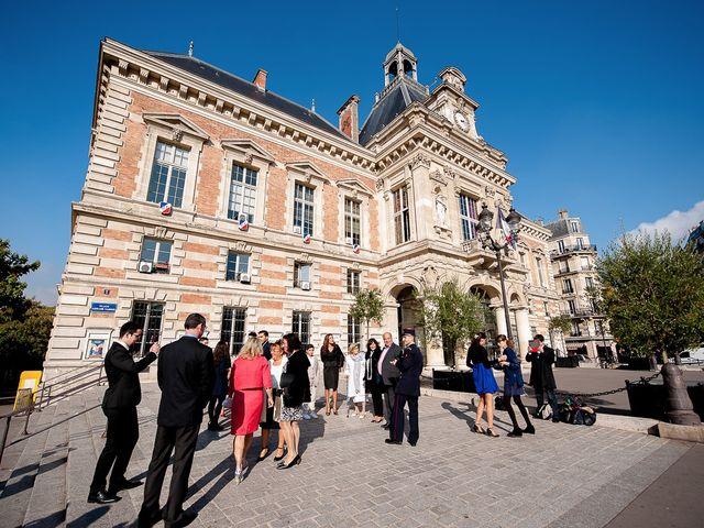 Le mariage de Guillaume et Stéphanie à Paris, Paris 7