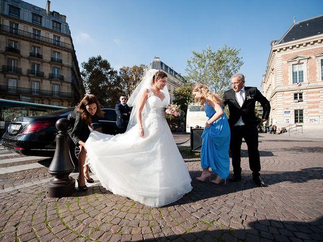 Le mariage de Guillaume et Stéphanie à Paris, Paris 8