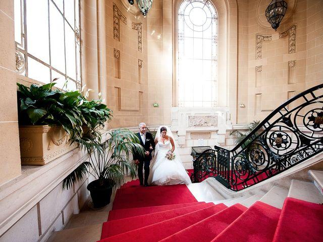 Le mariage de Guillaume et Stéphanie à Paris, Paris 9