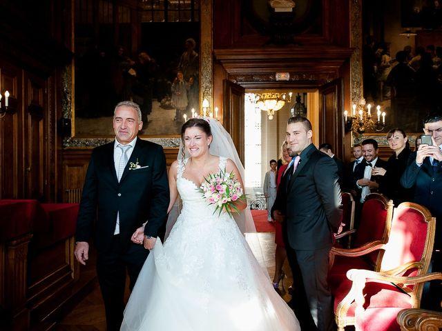 Le mariage de Guillaume et Stéphanie à Paris, Paris 10