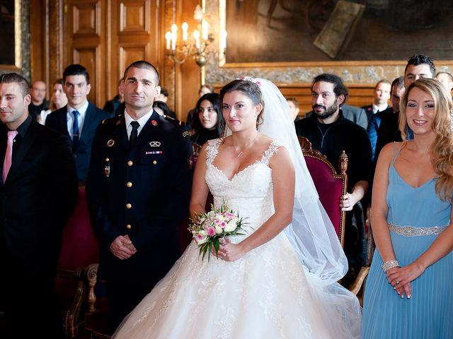 Le mariage de Guillaume et Stéphanie à Paris, Paris 13
