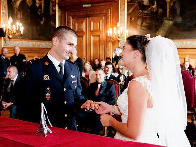 Le mariage de Guillaume et Stéphanie à Paris, Paris 15