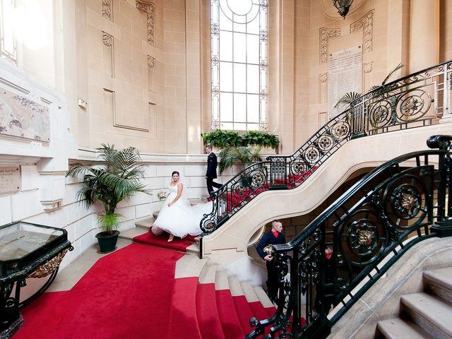 Le mariage de Guillaume et Stéphanie à Paris, Paris 16