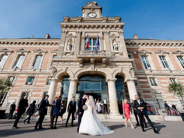Le mariage de Guillaume et Stéphanie à Paris, Paris 19
