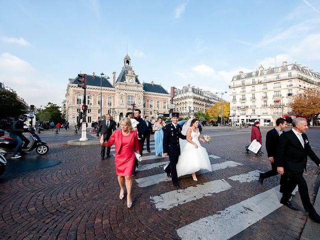 Le mariage de Guillaume et Stéphanie à Paris, Paris 20