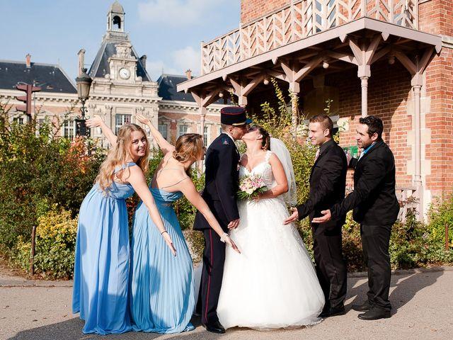 Le mariage de Guillaume et Stéphanie à Paris, Paris 22