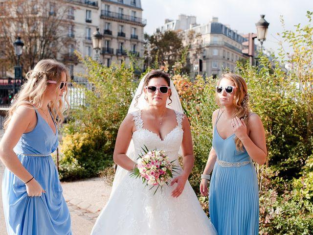 Le mariage de Guillaume et Stéphanie à Paris, Paris 24