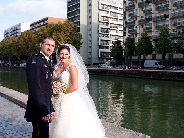Le mariage de Guillaume et Stéphanie à Paris, Paris 26