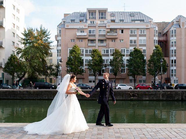 Le mariage de Guillaume et Stéphanie à Paris, Paris 29