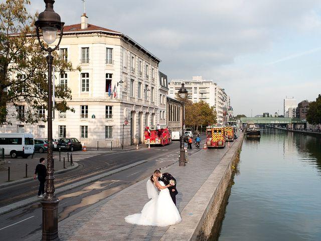 Le mariage de Guillaume et Stéphanie à Paris, Paris 30