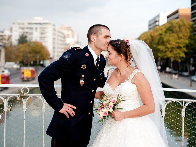 Le mariage de Guillaume et Stéphanie à Paris, Paris 32