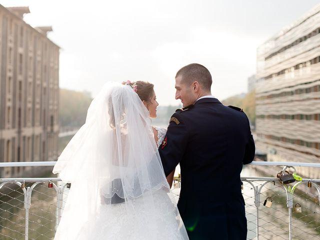 Le mariage de Guillaume et Stéphanie à Paris, Paris 33