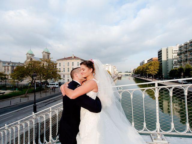 Le mariage de Guillaume et Stéphanie à Paris, Paris 35