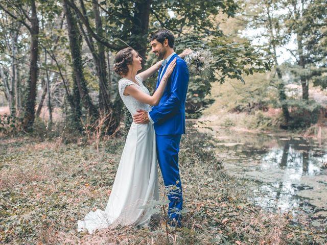 Le mariage de Elisa et Clément