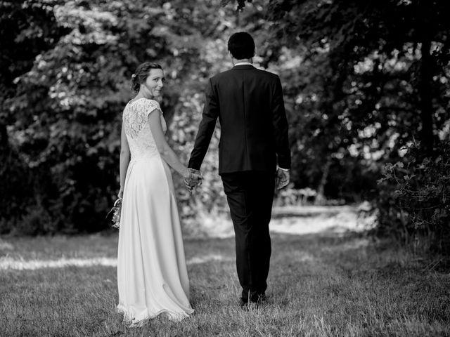 Le mariage de Clément et Elisa à Magneux-Haute-Rive, Loire 12
