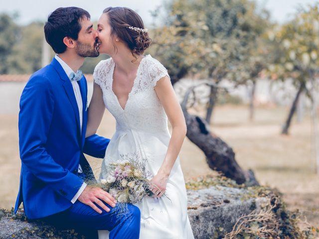 Le mariage de Clément et Elisa à Magneux-Haute-Rive, Loire 14