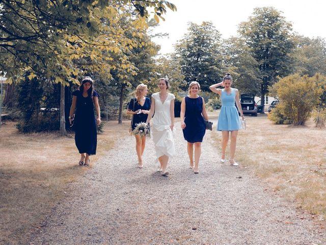 Le mariage de Clément et Elisa à Magneux-Haute-Rive, Loire 16