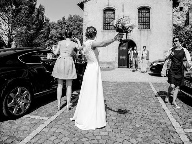 Le mariage de Clément et Elisa à Magneux-Haute-Rive, Loire 17