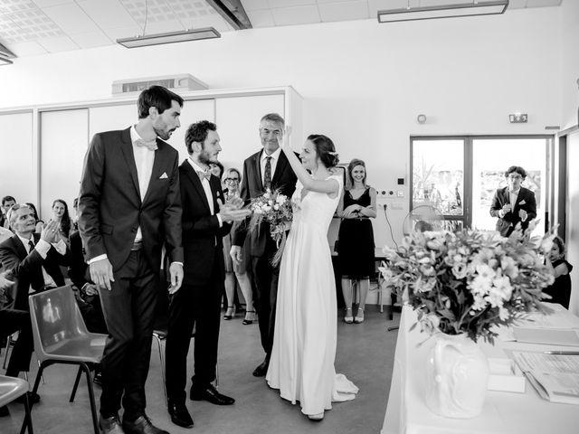 Le mariage de Clément et Elisa à Magneux-Haute-Rive, Loire 18