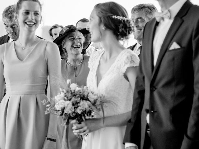 Le mariage de Clément et Elisa à Magneux-Haute-Rive, Loire 21