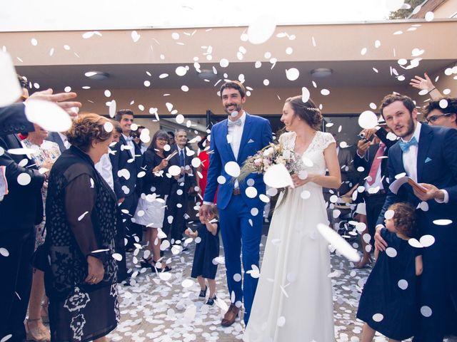 Le mariage de Clément et Elisa à Magneux-Haute-Rive, Loire 25