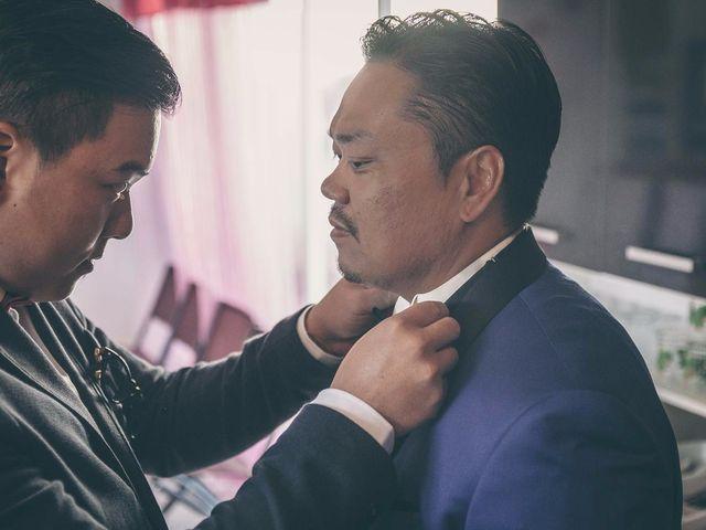 Le mariage de Pang Thai et Elodie à Pacé, Ille et Vilaine 7