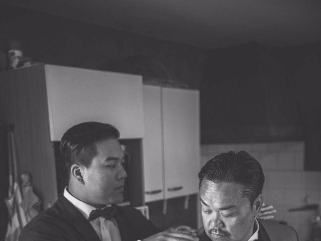 Le mariage de Pang Thai et Elodie à Pacé, Ille et Vilaine 8