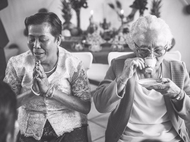 Le mariage de Pang Thai et Elodie à Pacé, Ille et Vilaine 11