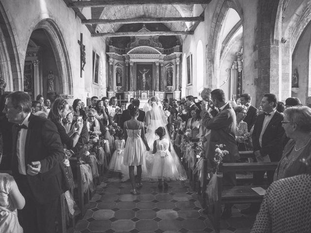 Le mariage de Pang Thai et Elodie à Pacé, Ille et Vilaine 23