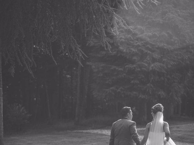 Le mariage de Pang Thai et Elodie à Pacé, Ille et Vilaine 30