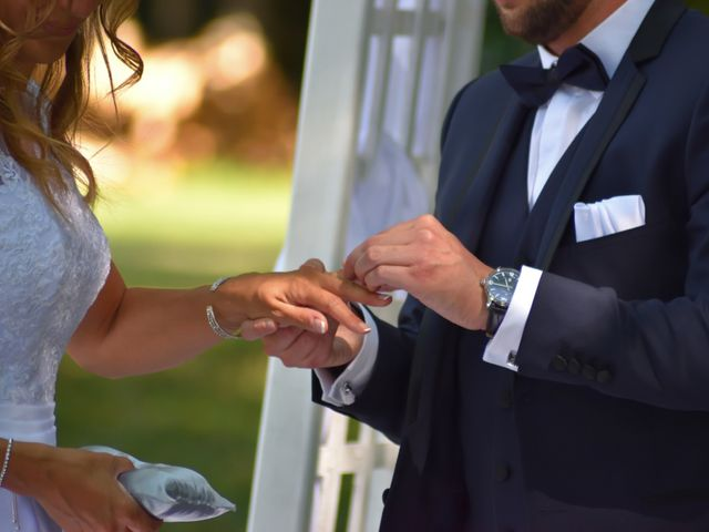 Le mariage de Mélody et Cédric
