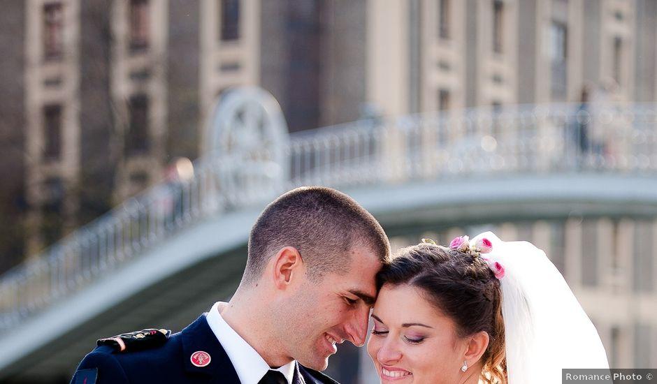 Le mariage de Guillaume et Stéphanie à Paris, Paris