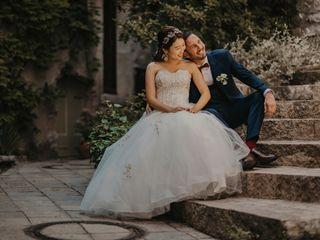Le mariage de Julee et Charles Henri 1