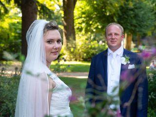 Le mariage de Laura et Mikael