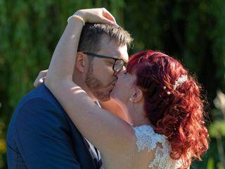 Le mariage de Céline et Morgan
