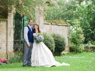Le mariage de Anna et James