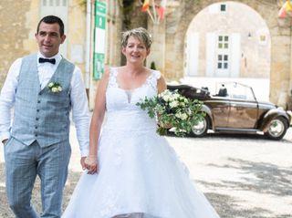 Le mariage de Agnès et Tony