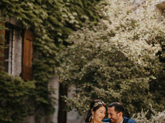Le mariage de Charles Henri et Julee à Les Matelles, Hérault 3