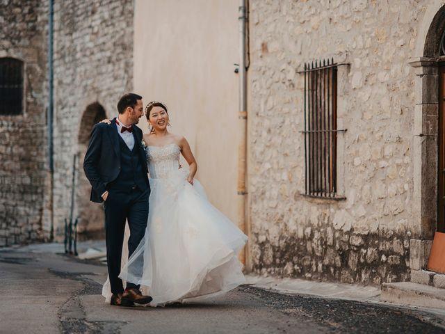 Le mariage de Charles Henri et Julee à Les Matelles, Hérault 6