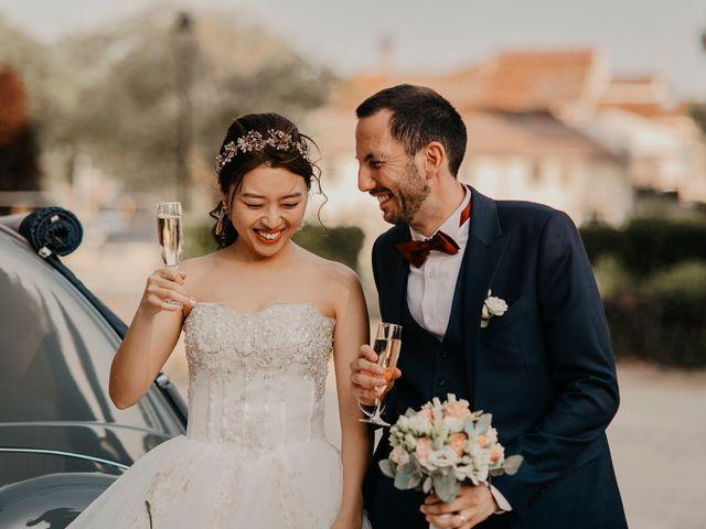 Le mariage de Charles Henri et Julee à Les Matelles, Hérault 36