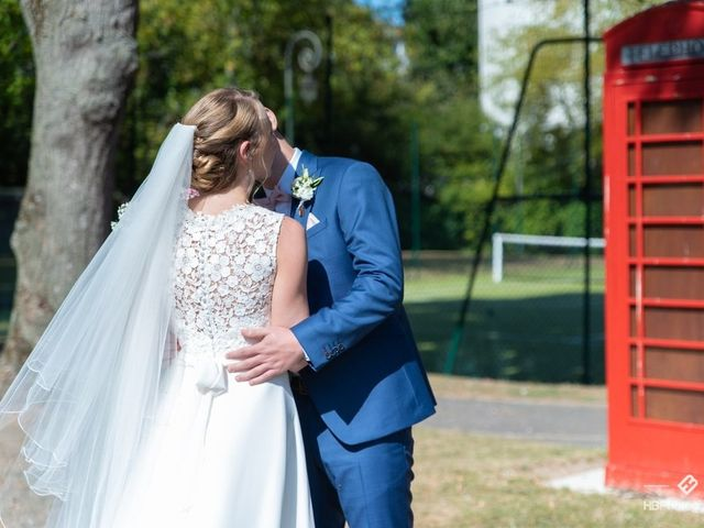 Le mariage de Bertrand et Alexandra à Plaisir, Yvelines 12
