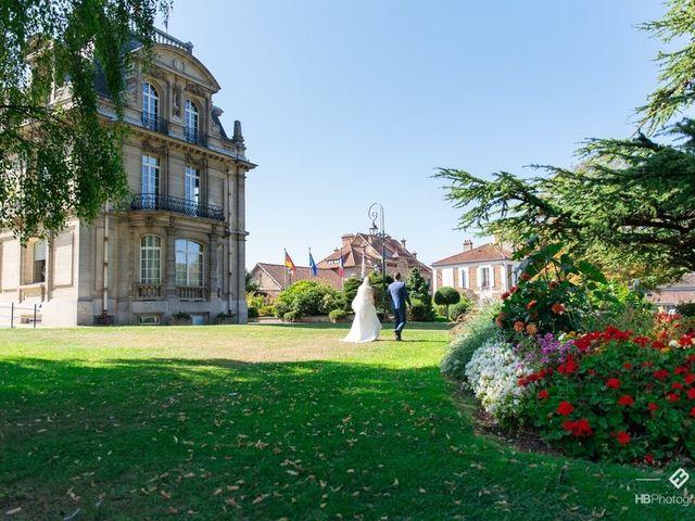 Le mariage de Bertrand et Alexandra à Plaisir, Yvelines 13