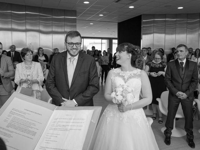 Le mariage de Morgan et Céline à Le Grand-Quevilly, Seine-Maritime 9