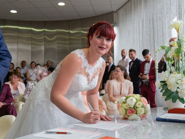 Le mariage de Morgan et Céline à Le Grand-Quevilly, Seine-Maritime 15