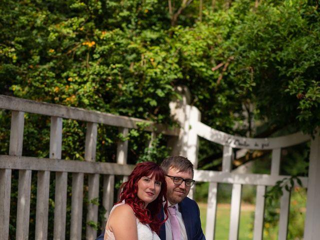 Le mariage de Morgan et Céline à Le Grand-Quevilly, Seine-Maritime 62