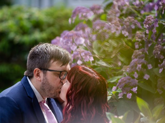 Le mariage de Morgan et Céline à Le Grand-Quevilly, Seine-Maritime 63