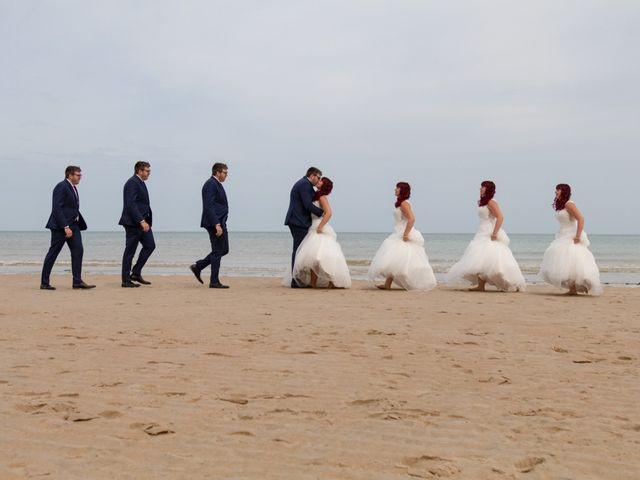 Le mariage de Morgan et Céline à Le Grand-Quevilly, Seine-Maritime 64