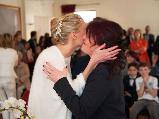 Le mariage de William et Laurie à Talloires, Haute-Savoie 29