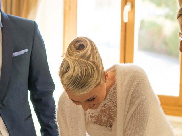 Le mariage de William et Laurie à Talloires, Haute-Savoie 37